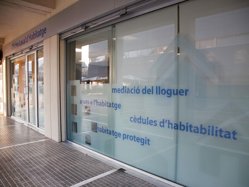 Ajuntament de sant cugat arrenca l operatiu per fer for Oficina del habitatge