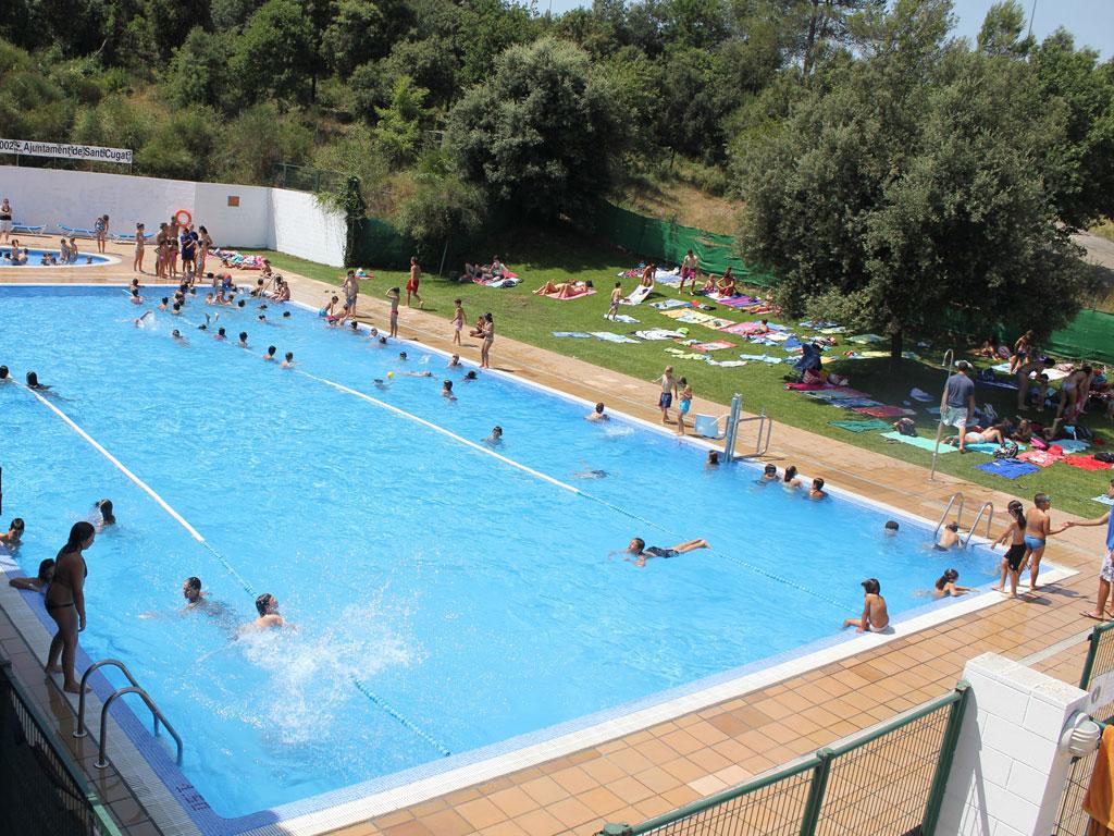 Ajuntament de sant cugat piscines d 39 estiu for Piscina sabadell